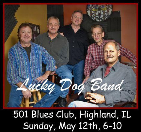 Lucky Dog Band 5-12-13