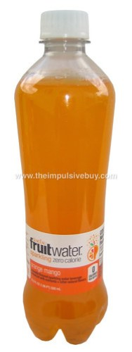 Glaceau Fruitwater Orange Mango