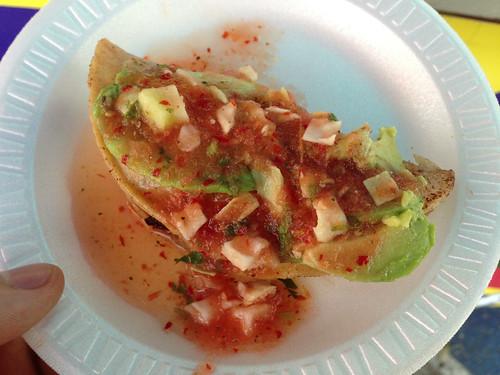 Mariscos Jalisco: Shrimp Taco Dorado