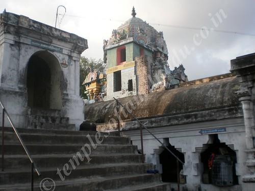 Malayeeswarar, Seshapureeswarar Temple, Thirupampuram