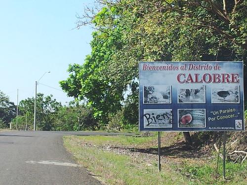 Bienvenidos a Calobre