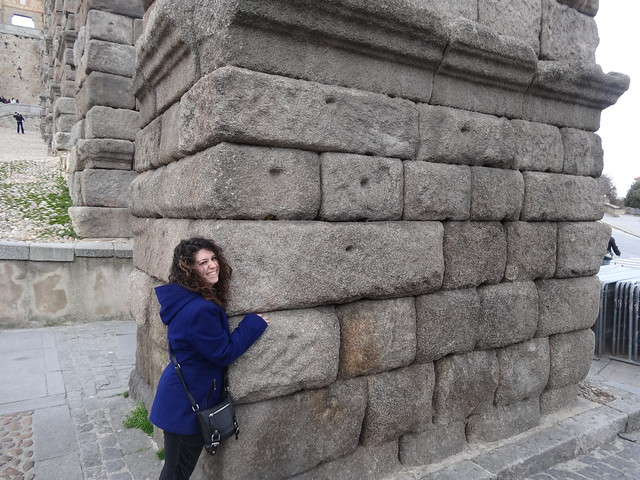 Deena and the Aqueduct