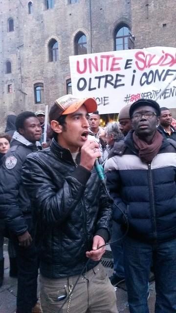 Su la testa! Primo marzo dei/delle migranti Bologna