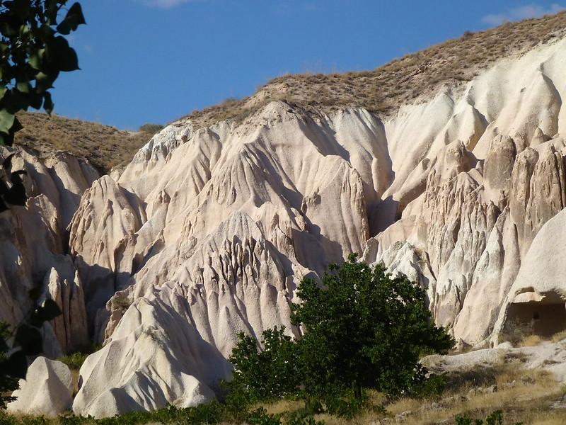 Turquie - jour 21 - Vallées de Cappadoce  - 208 - Çavuşin, Kızıl Çukur (vallée rouge)