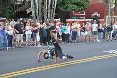 Bboys show, First friday, St Petersburg