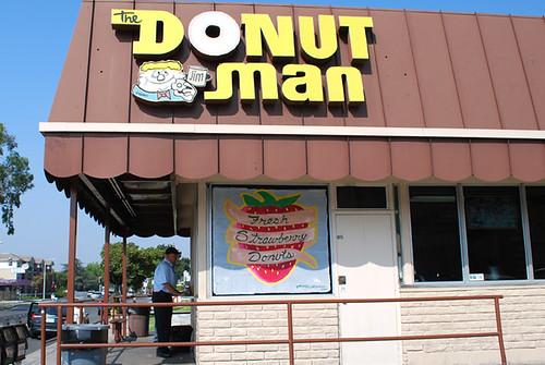 Donut Man exterior