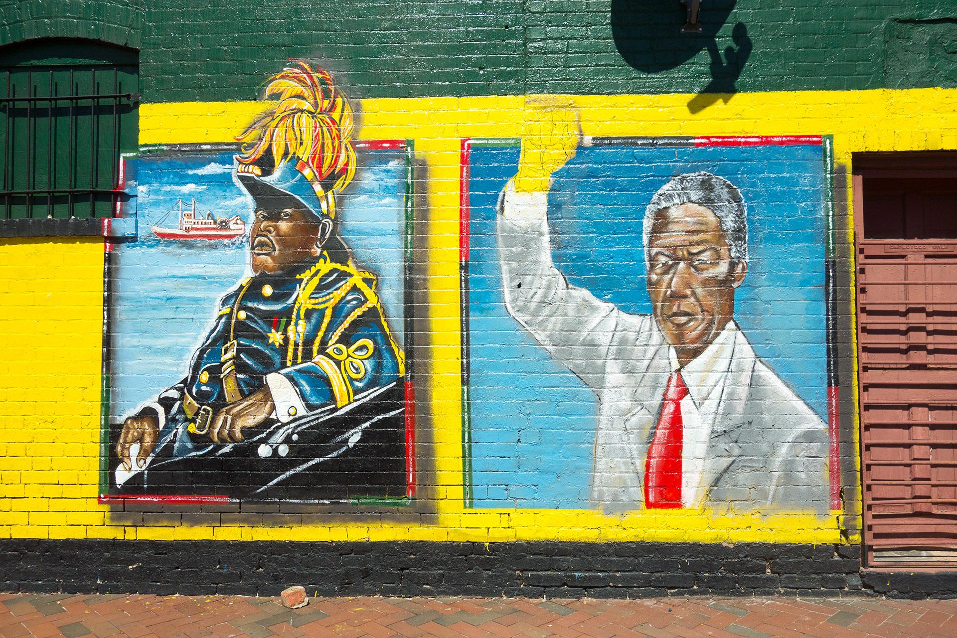 Leaders - Mural.