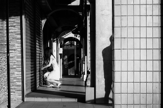 Hiding Shadow