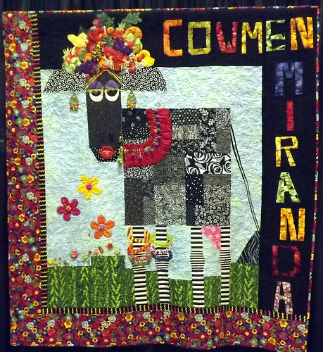 IQF Chicago 2013 - COWmen Miranda by Sue Cresse