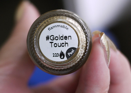 Magnum Golden Touch