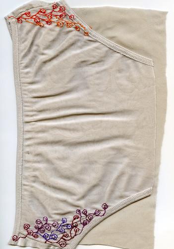 Iviva Olenick - underwear
