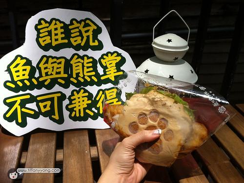 bear paw burger
