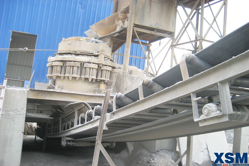 Secondary crusher - Cone Crusher
