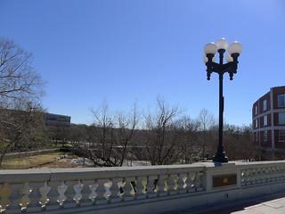 Main Street Bridge Downstream