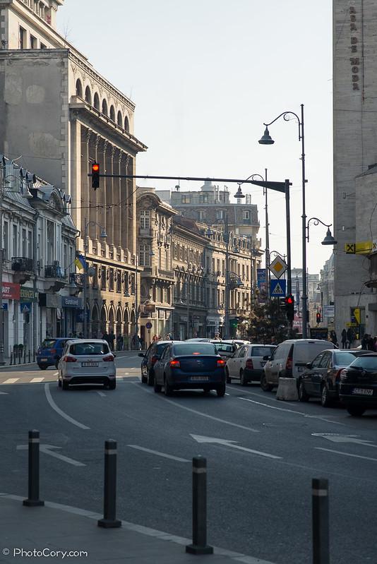 Calea Victoriei, Bucuresti