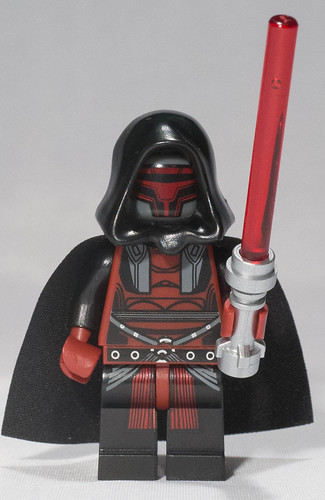 REVIEW LEGO 5002123 Polybag Darth Revan