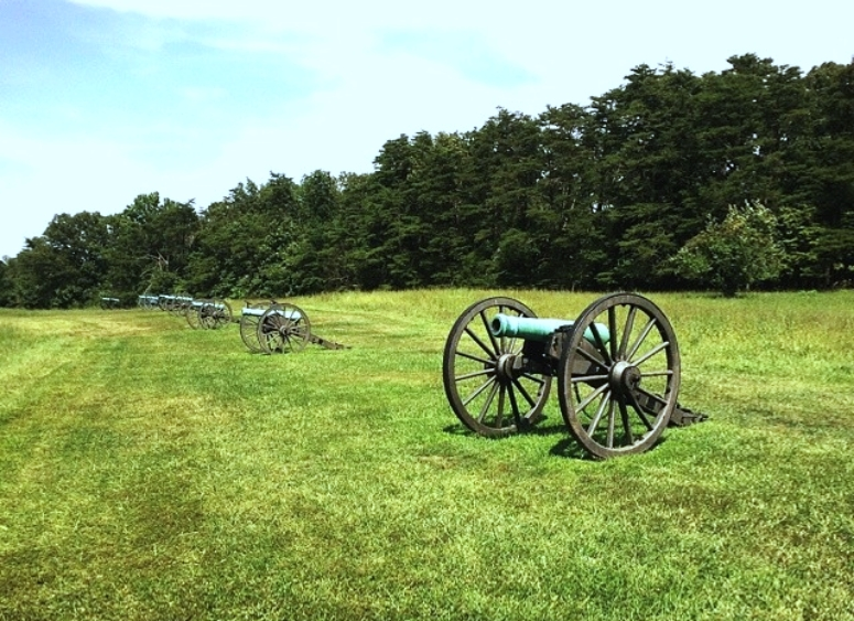 Manassas National Battlefield #manassas #civilwar #battlefield #loveva #virginia #canon