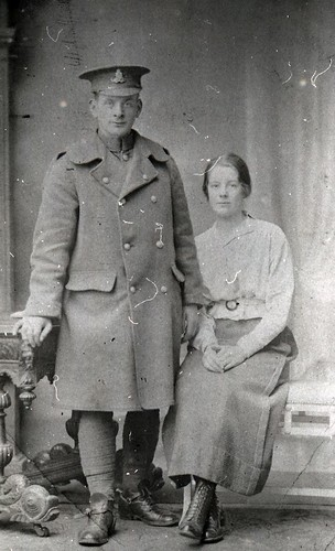 Ethel Ainsworth & William Rothwell