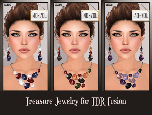 TDR Fusion (Treasure Jewelry)