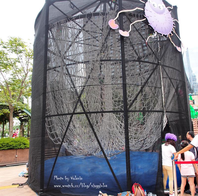 夏日藝術節,板橋車站 @薇樂莉 Love Viaggio | 旅行.生活.攝影