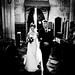 B&W Leica M9 Church Wedding
