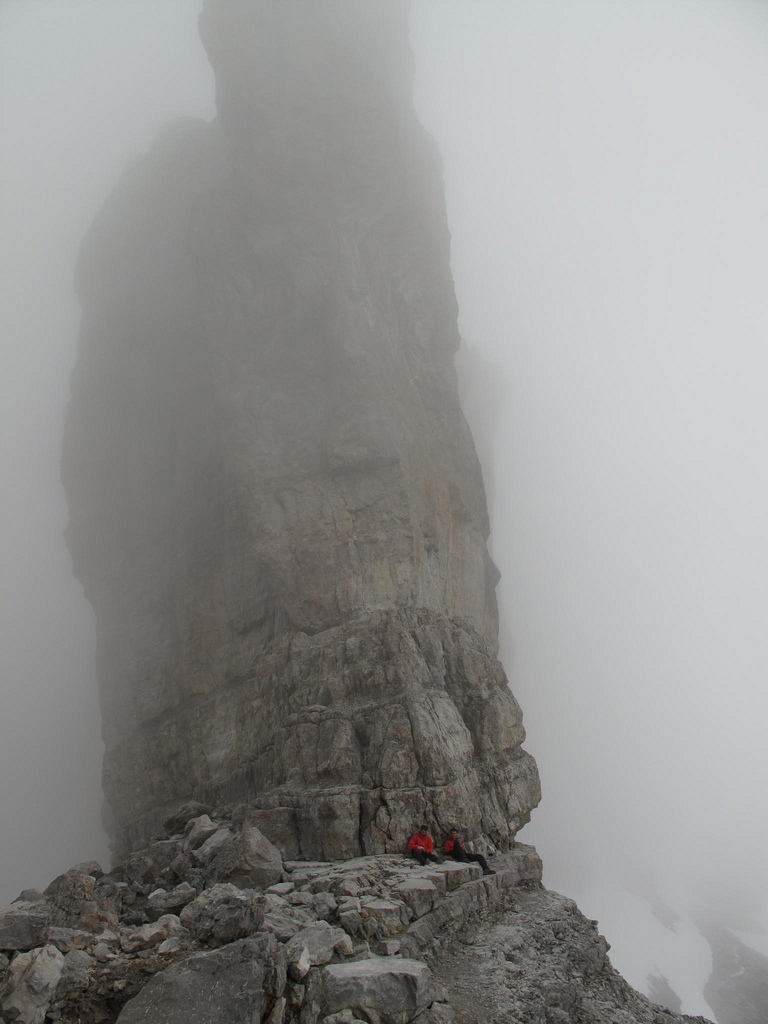 21. Niebla y misterio sobre la Brecha de Roland. Autor, Stevemonty