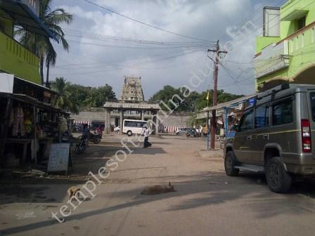 Vada Aranyeswarar Temple, Thiruvalangadu