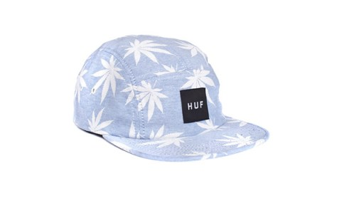 huf_hat_Plantlife_Volley_Blue