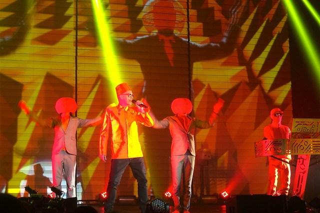 Pet Shop Boys in Manila