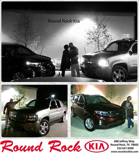 Thank you to Denise Jones on your new 2014 #Kia #Sorento from Kelly  Cameron and everyone at Round Rock Kia! #RollingInStyle by RoundRockKia