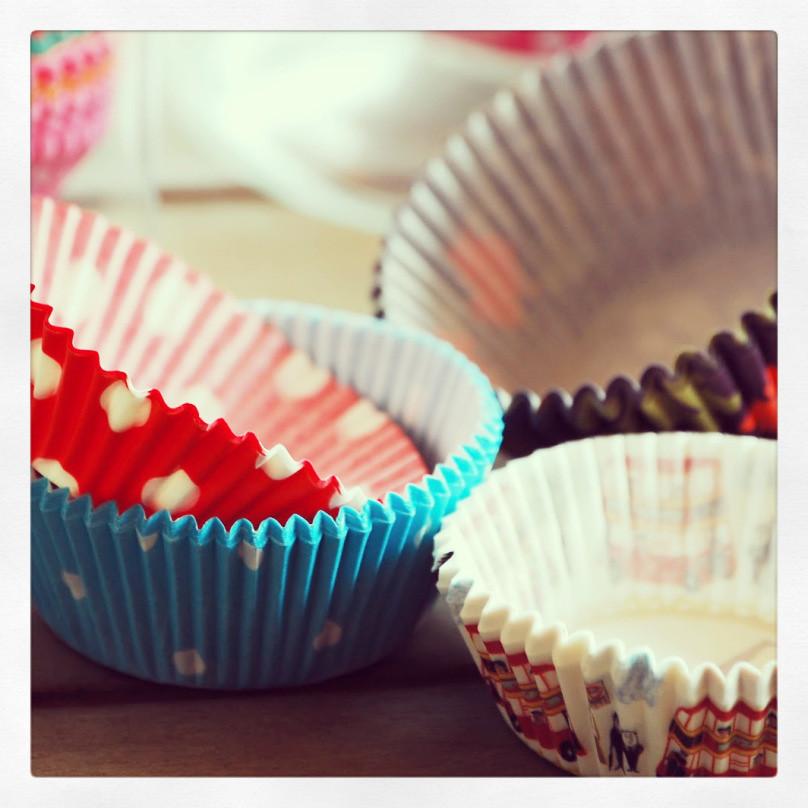 capsulas para cupcakes utensilios cupcakes