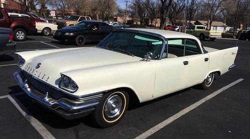 Chrysler Windsor late 1950s 2 by dagnyg