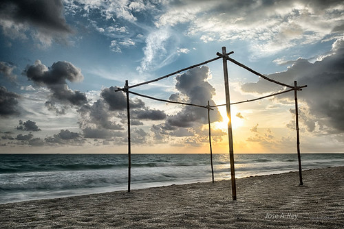 Varadero morning by Rey Cuba
