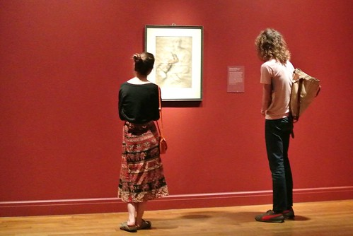 Admiring Michelangelo