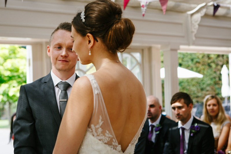 Our Wedding - Vows 2 by Foden Photography
