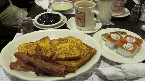 Blueberry French toast by Coyoty