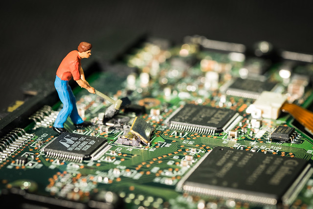 Photo:Hacker By:The Preiser Project