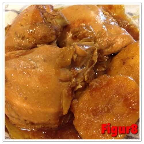 Potato Chicken