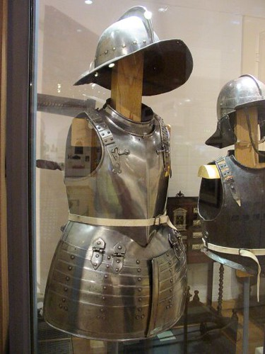 Dover Pike Armour