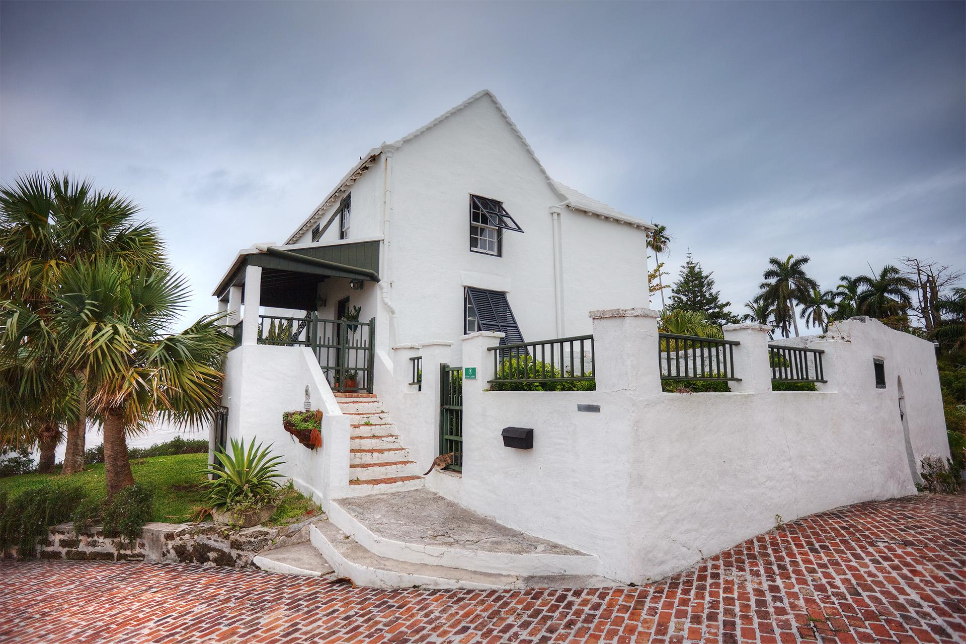 Reeve Court House, St George, Bermuda.