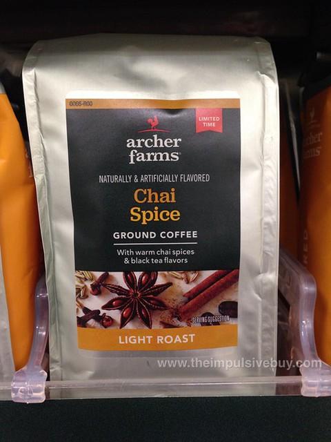 Archer Farms Chai Spice Ground Coffee