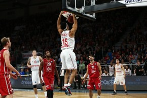 EuroCup,  Brose Baskets - CAI Zaragoza / Saragossa, Bayern, DEU, 2014, .