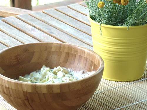 Potato salad - Insalata di patate - potatis sallad