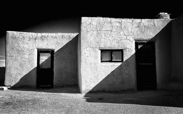 Two Taos Triangles by Andy Smith