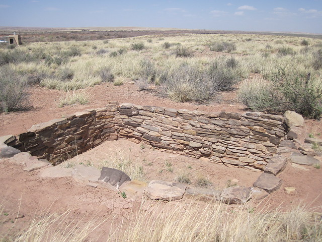 Picture from the Puerco Pueblo
