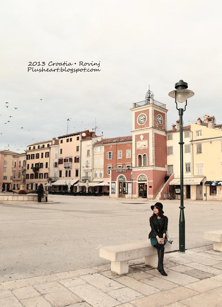 ▌克羅埃西亞 ▌ Rovinj ‧ 自由的羅維尼與孤獨的羅維尼