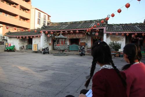 【寫生】台南「三山國王廟」:台灣保存良好的廣東式廟宇(10.6ys)