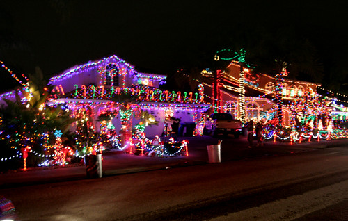 How Much Do Christmas Lights Add To Light Pollution