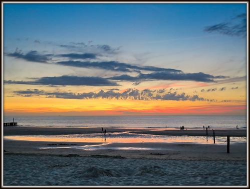 Strand Domburg Zeeland (25-07-2013).