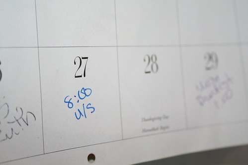 53/365 - Fighting the Calendar